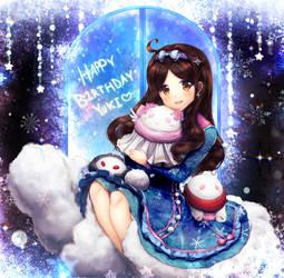Happy Birthday Yuki~ by KirakiPeachy