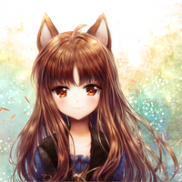 Holo Commission by KirakiPeachy