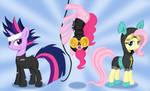 Equestrian espionage