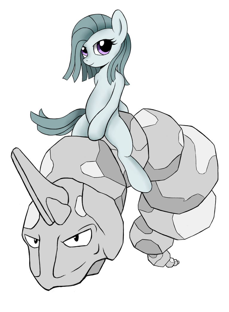 Ponymon by kas92