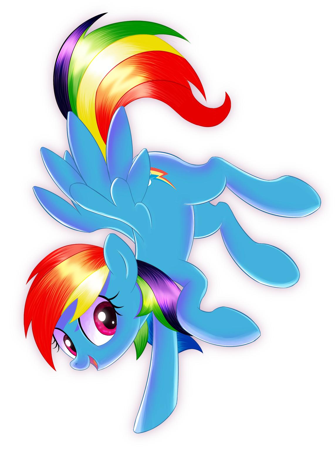 Rainbow Dash by kas92