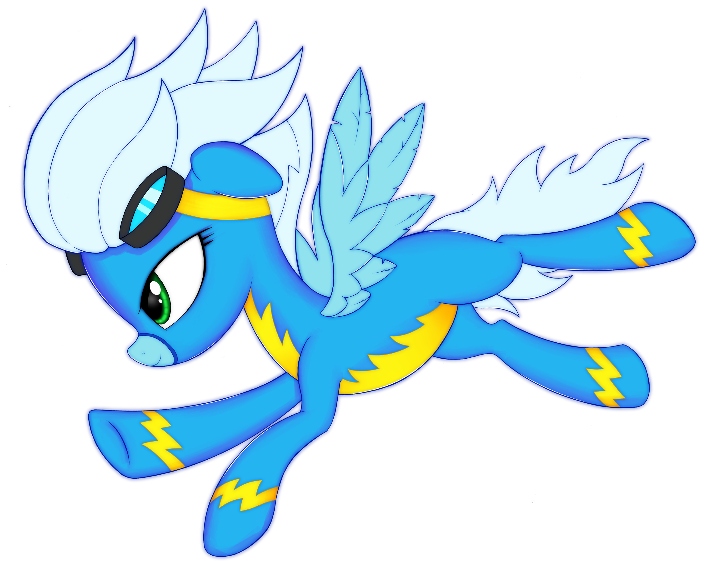 Fleetfoot by kas92