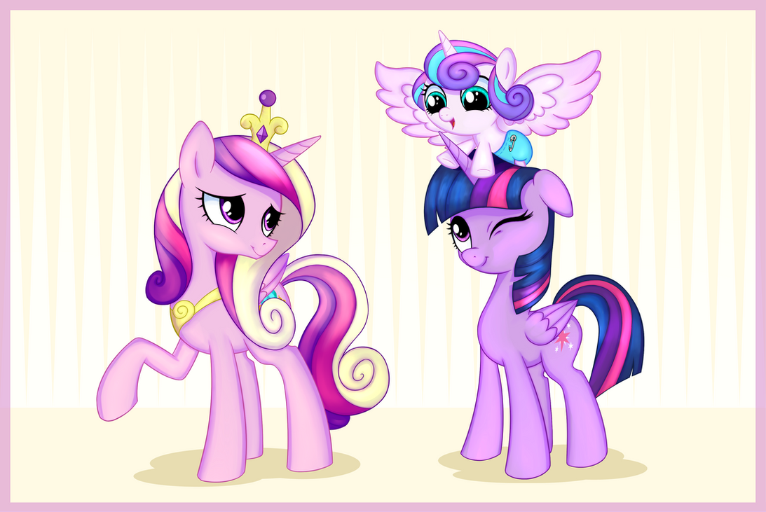 Behold, Princess Flurry Heart