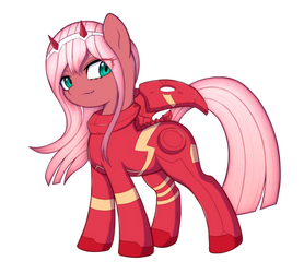 Zero Two by kas92