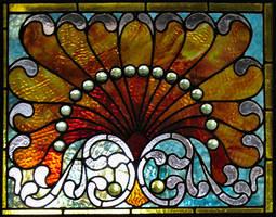 castle window by Holy-Win