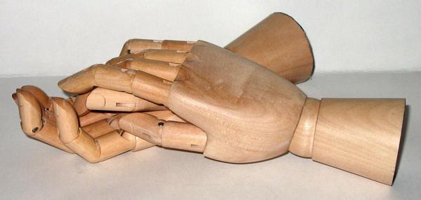 hand model07