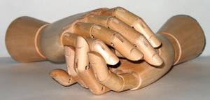 hand model08