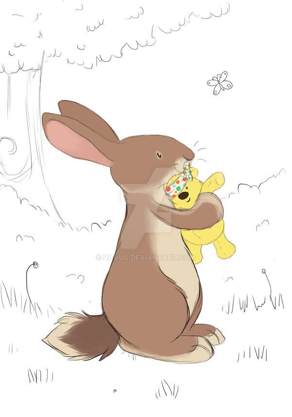 I need my teddy by Davuu