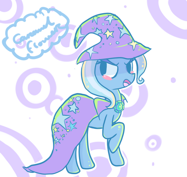 More trixie by CaramelFlower