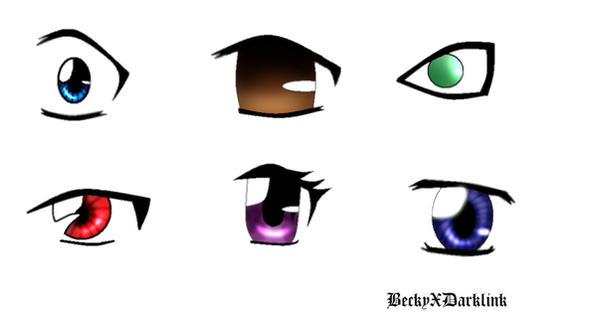 Howtodrawanimeeyes explore howtodrawanimeeyes on deviantart m00nbrush 600 21 how to draw anime eyes by beckythebunny ccuart Image collections