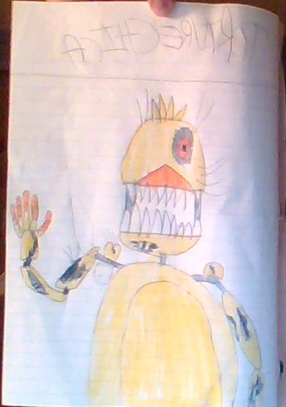 Torture Chica Artwork By Tashton1stdeviantart On Deviantart