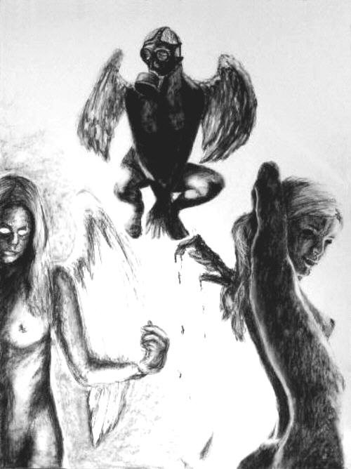 Lilith's Creatures 'The Three' by PhyloFreak