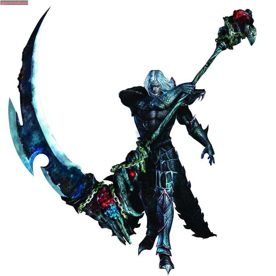 Warriors Orochi 2-Lord Orochi X By Joselop On DeviantArt