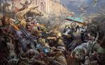 Warhammer fantasy-Epic war
