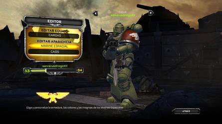 Warhammer 40k by joselop on DeviantArt