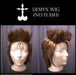 Demyx Wig - No Flash