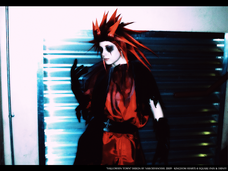 HT Axel - Mad Jester Part 2 by NailoSyanodel