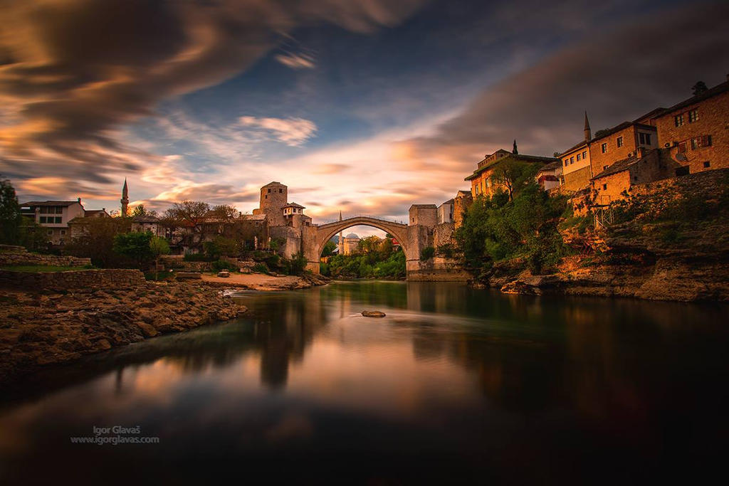 Mostar by IgorGlavas
