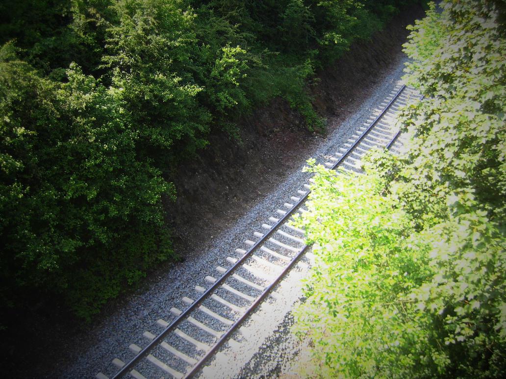 Gleise zur Vergangenheit by Miumy96