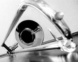 Trombone I by Chameleonperson