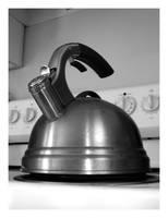 Kitchen: Kettle. by Chameleonperson