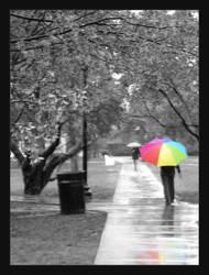 When It Rains by Chameleonperson
