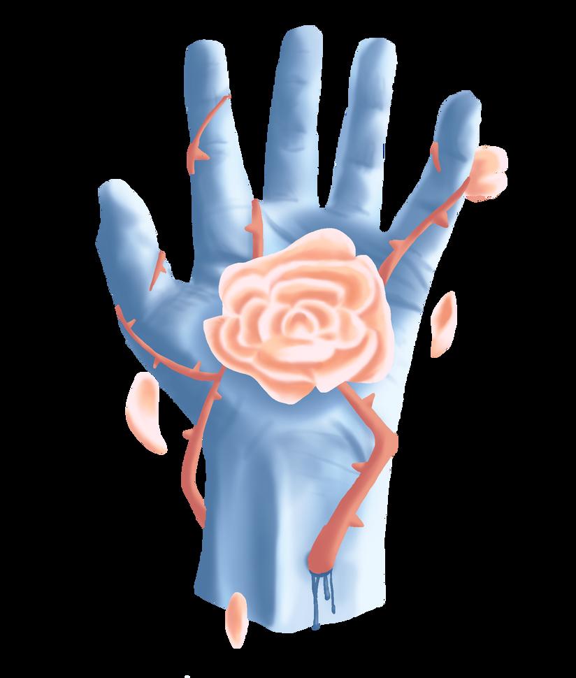 Rose by ArterFoxie
