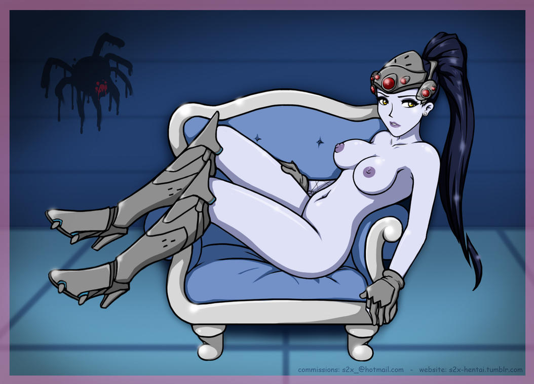 Widowmaker Nude Pose by S2Xthe5th