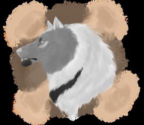 Echo - Wolf by KingiShaga