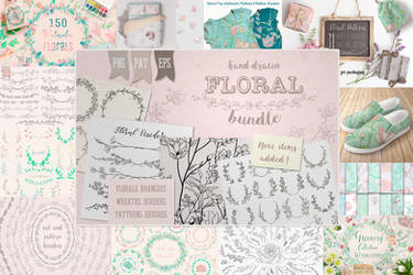 Floral Bundle ~ New Items Added! by HelgaHelgy