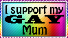 I support my gay mum by xpekalx