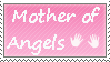 Mother of angels - stamp by xpekalx