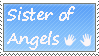 Sister of angels - stamp by xpekalx