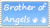 Brother of angels - stamp by xpekalx
