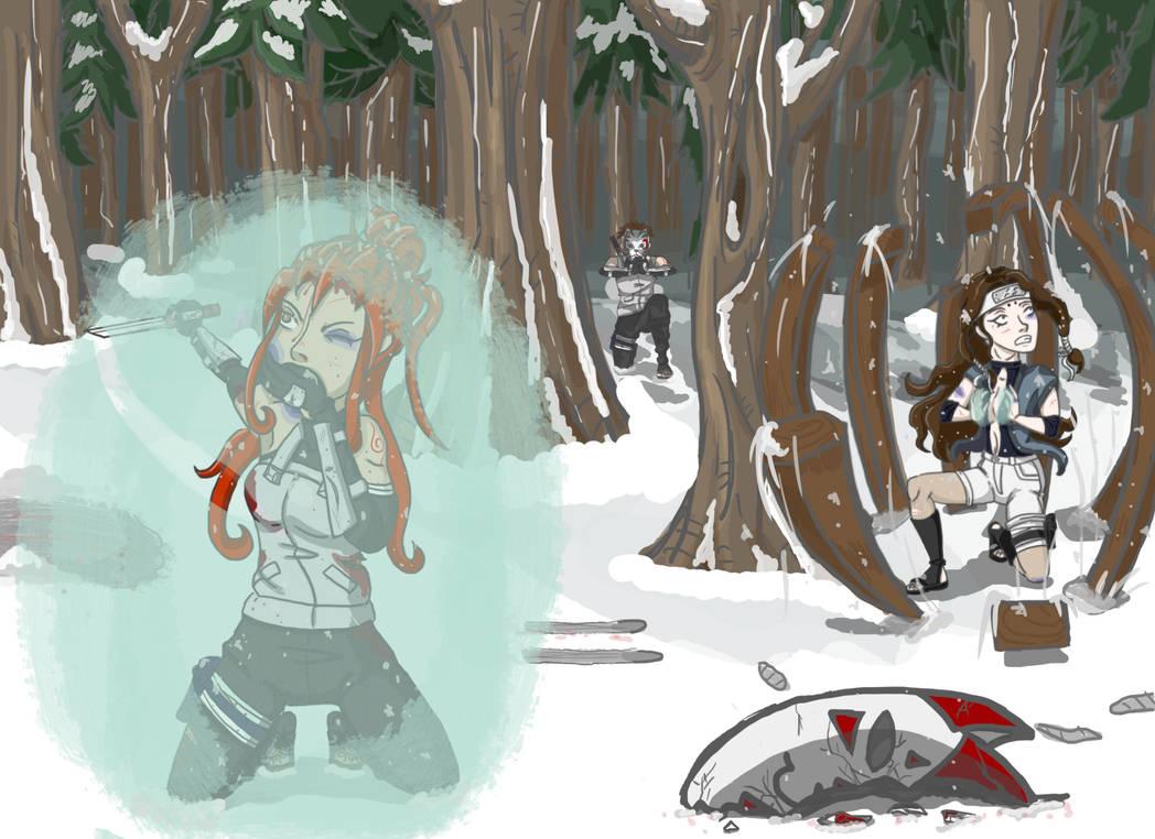 Contest: Aki vs. Hinami by BobbittTheHobbit