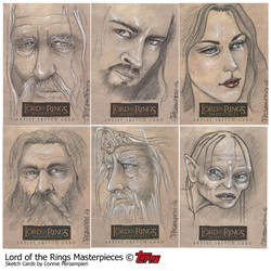 LotR Masterpieces I