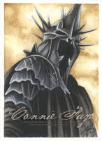 The Witch-King of Angmar by ConnieFaye