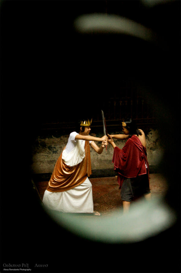 Essay on oedipus the king