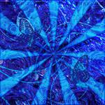BlueButterflies|Textura Grunge|