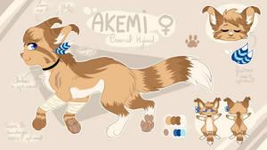 Akemi - Reference 2019 - Caracal (Hybrid) Version by Akemitchi