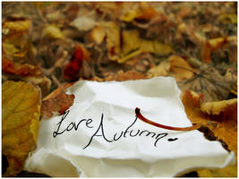 Love Autmn by Red--Roses