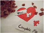 You...Complete Me
