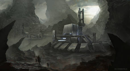 Outpost facility