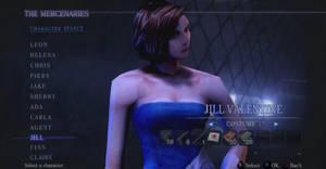 RE6 Jill EX3 costume