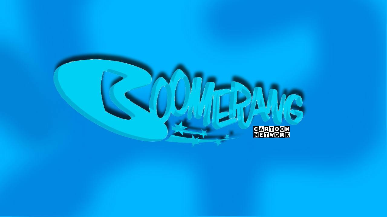 Boomerang Logo Classic Cartoon Years Variant By Asherbuddy On Deviantart