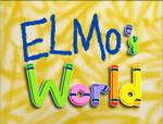 Elmo's World FAN-MADE Title
