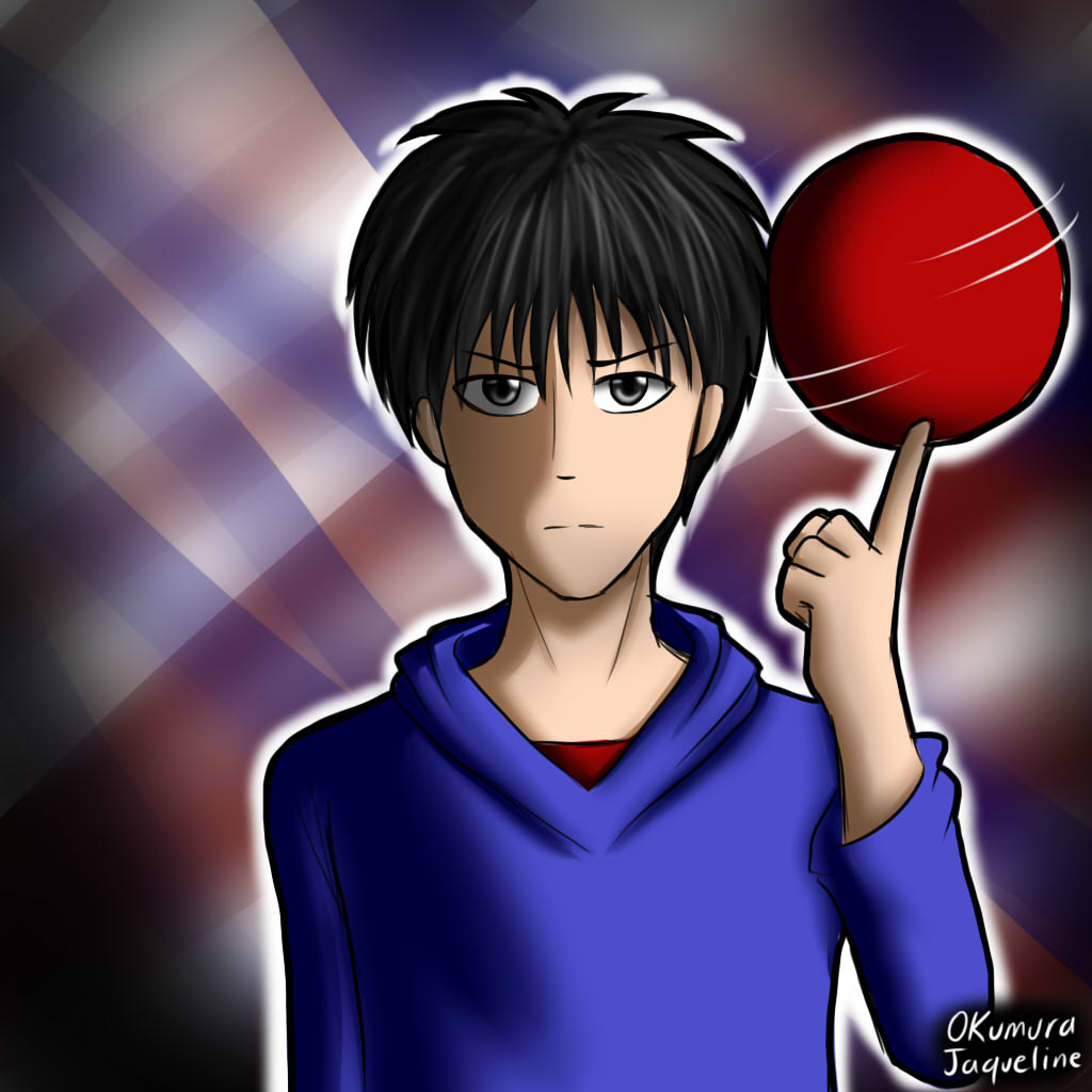 Slam Dunk Rukawa By OkumuraJaqueline On DeviantArt