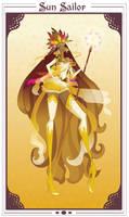 Sailor Sun by webnatu