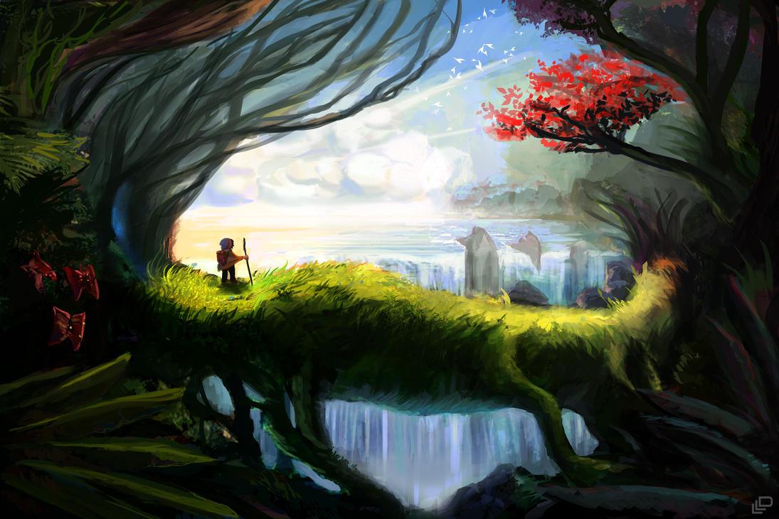 Adventurer's Intuition by DLDigital