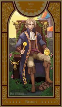 King of Pentacles - Benno